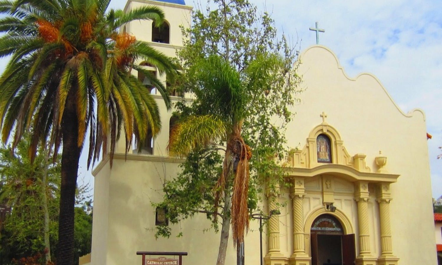 Guided walking tour of Old Town in San Diego