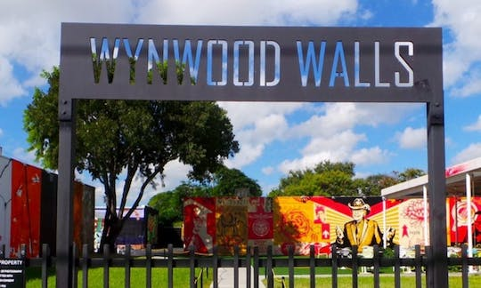 Guided walking tour in Miami: art, food and Wynwood