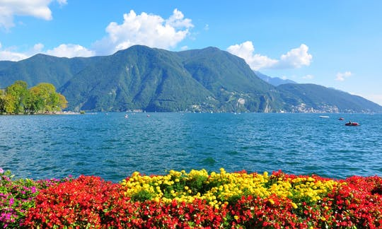 Tour di un giorno sul Lago di Como con Bellagio e Lugano da Milano
