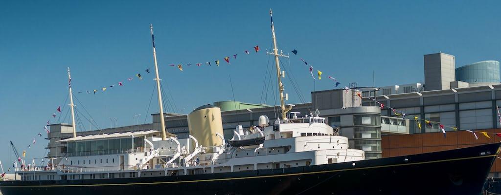 Королевская яхта Britannia авиабилеты