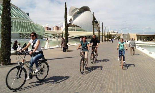Tour de bicicleta da cidade de Valência