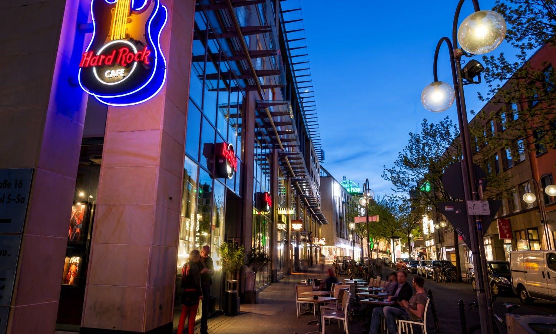 Hard Rock Café Köln Bevorzugte Sitzplatzzuweisung Menü Musement