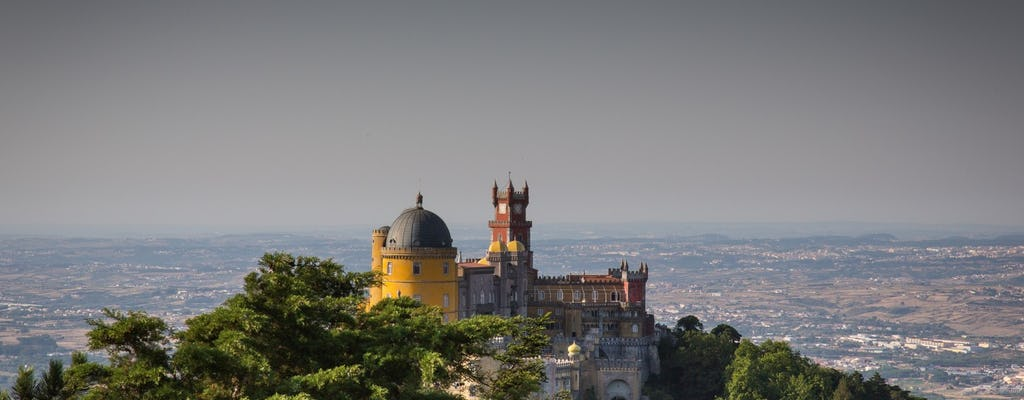 Pena Palace and Sintra tour