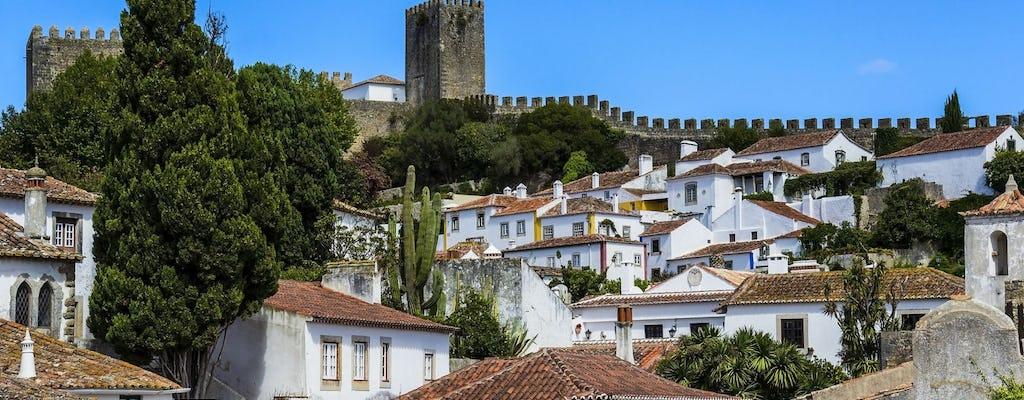 Fátima, Óbidos, Batalha e Nazaré tour con pranzo