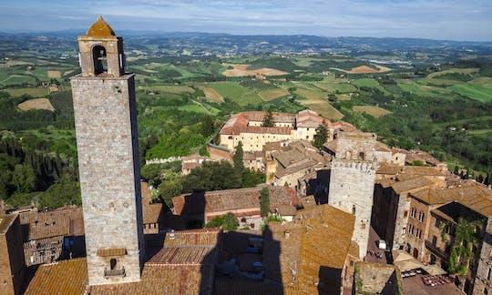 Tuscany day trip with Chianti, Siena and San Gimignano