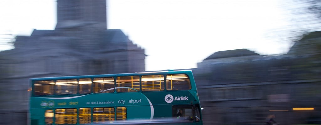 Airlink Express: Dublin Airport to City Center
