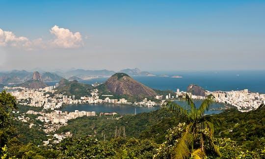 Rainforest jeep adventure tour from Rio de Janeiro