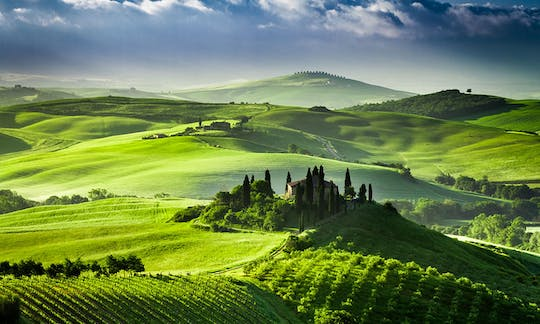 Pienza and Montepulciano food and wine tour