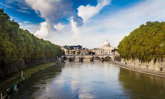 Tour nocturno por Roma en carrito de golf y en grupos pequeños