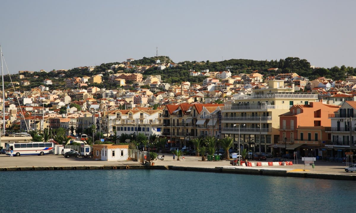 how to get to zakynthos from kefalonia