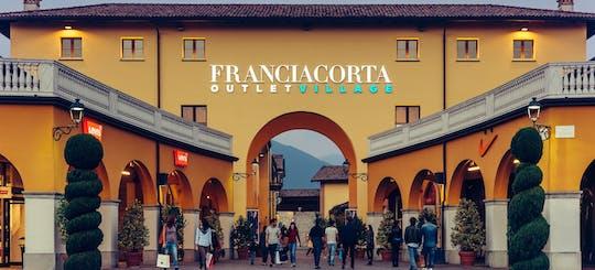 Franciacorta Outlet Village: shopping tour da Milano