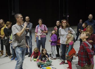 Creative sessions in Pirelli HangarBicocca: EXPLOR-ACTION: A Journey through Contemporary Art (6-10 years)
