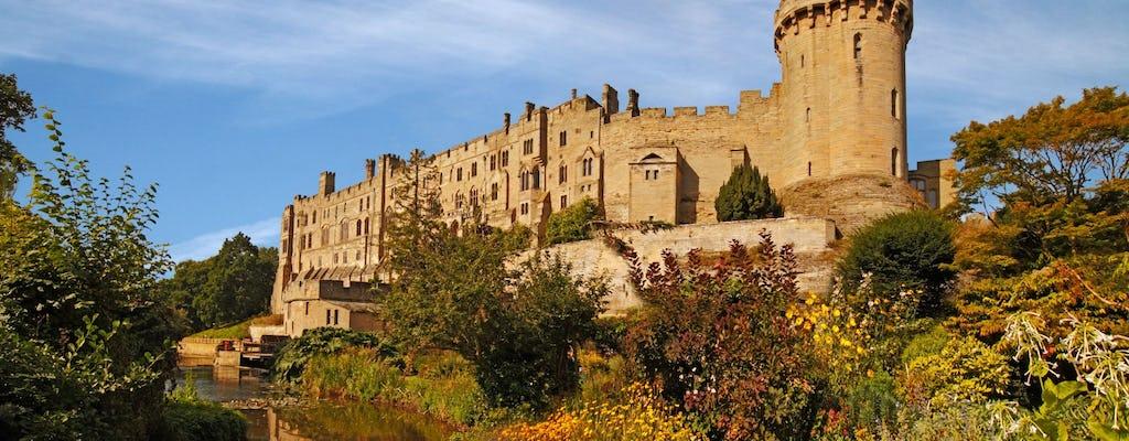 Оксфорд, Стратфорд-на-Эйвоне и замок Уорвик экскурсия с билетами