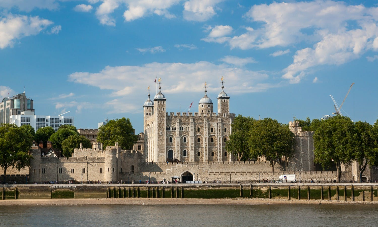 Tower of London tickets plus Crown Jewels and Yeoman Warder tour