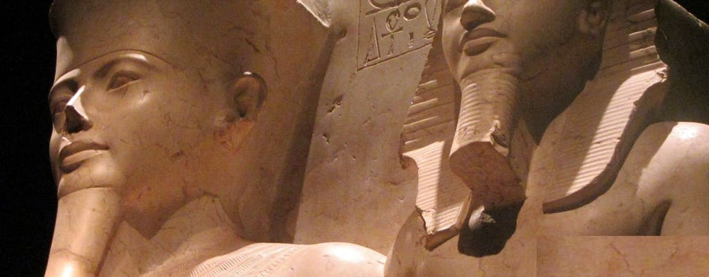 Turijn Tour met tickets voor het Egyptisch Museum inclusief rondleiding met gids