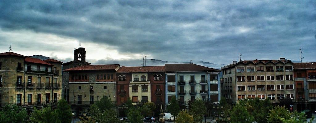 Visita guidata di Vitoria e Salinas de Añana da Bilbao