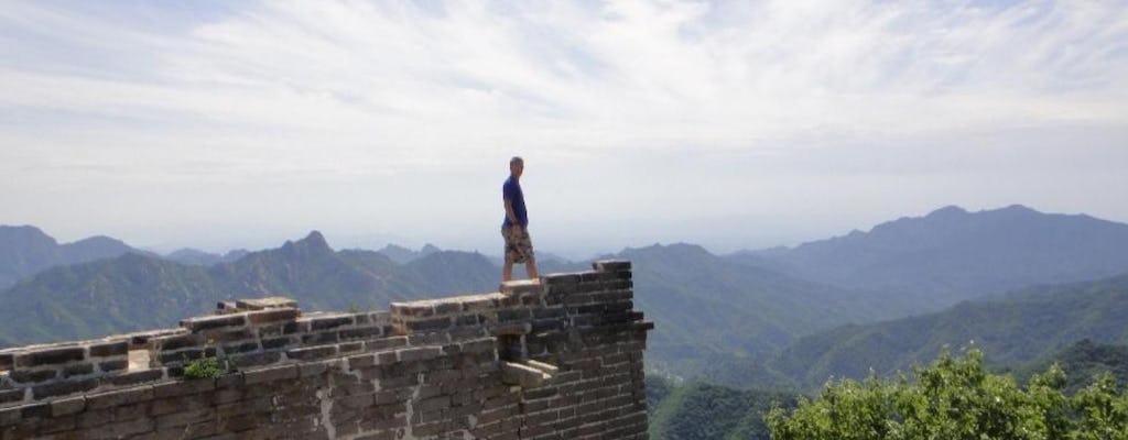 Visita guidata a piedi della Grande Muraglia Cinese