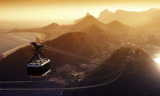 Rio em um dia: city tour com Pão de Açúcar, Corcovado e Cristo Redentor
