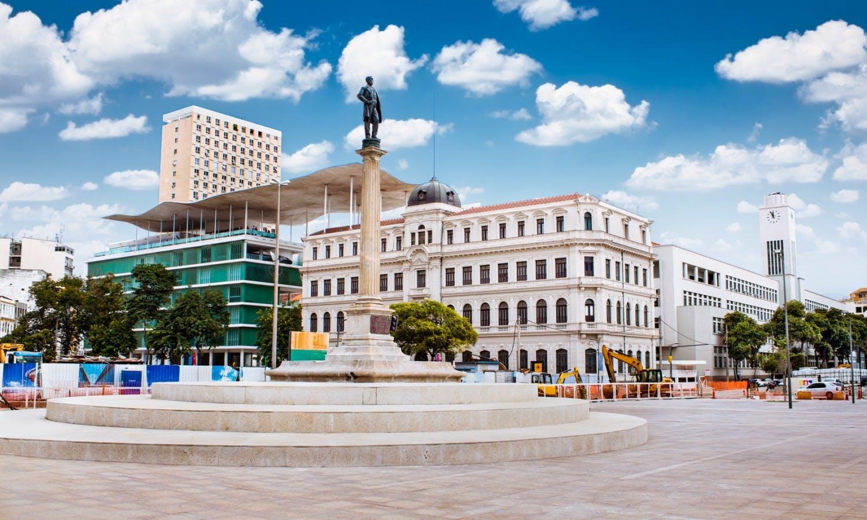 Ver la ciudad,Ver la ciudad,Tours andando,Tour por Río de Janeiro