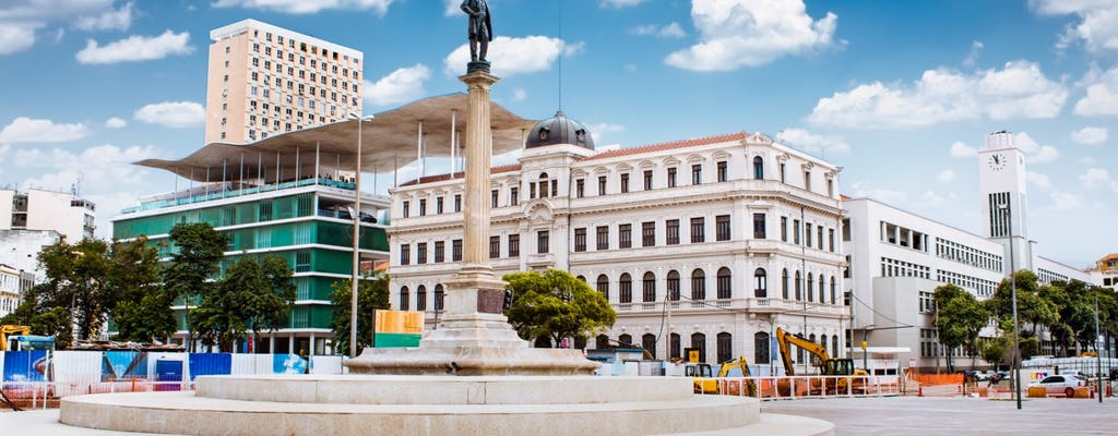 Historische wandeltocht door Rio de Janeiro