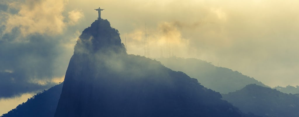 Rio in a day: Corcovado, Christ Redeemer, Sugarloaf