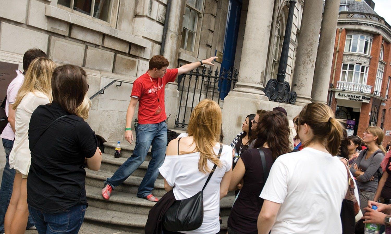 Ver la ciudad,Ver la ciudad,Tours andando,Tour por Dublin,Tour gratuito,Free Tour