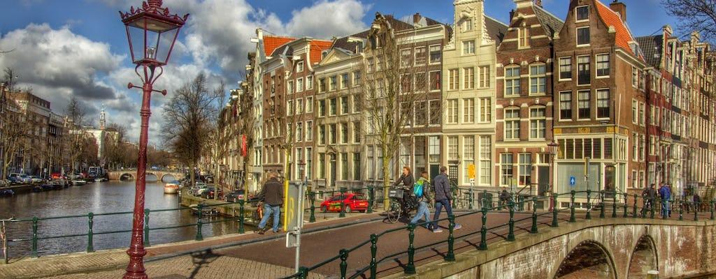 Бесплатные Амстердам пешеходная экскурсия