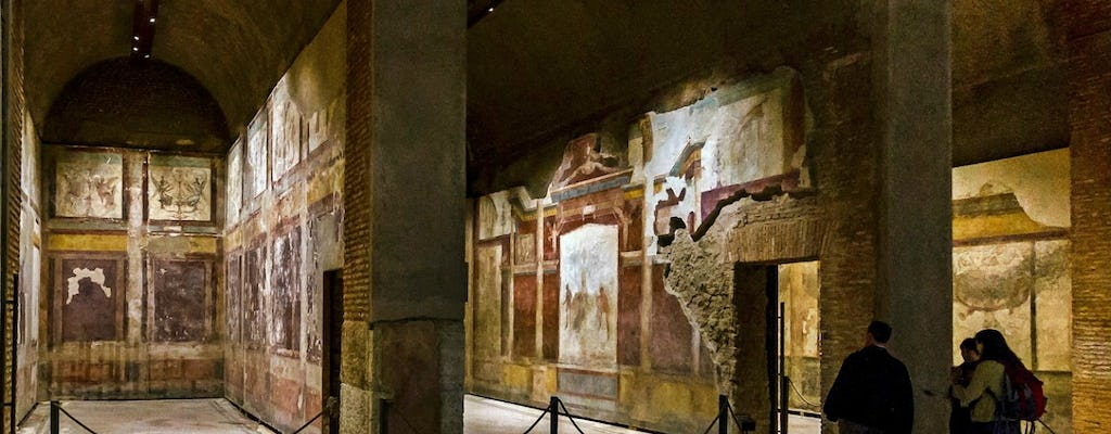 House of Augustus skip-the-line guided tour with Colosseum and Roman Forum