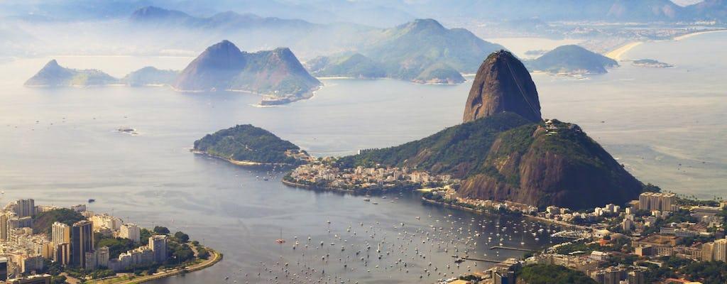 Rio de Janeiro aus der Luft Hubschrauber Tour
