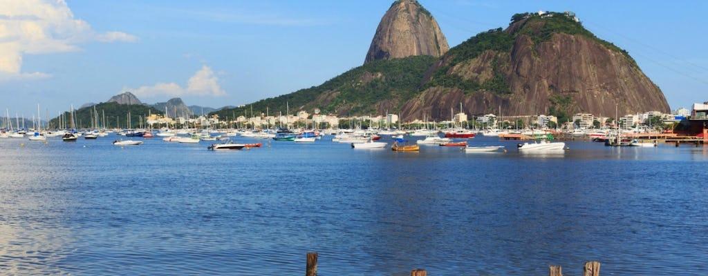 Guanabara Bay tour
