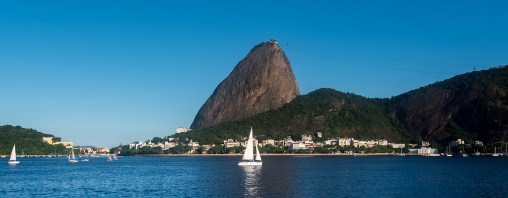 Guanabara Bay cruise with optional lunch