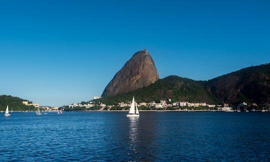 Cruzeiro na Baía de Guanabara com almoço opcional