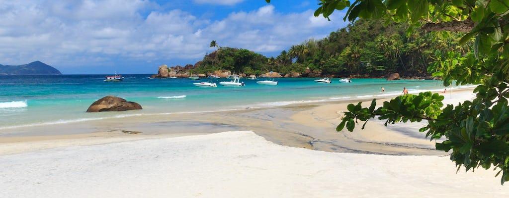 Angra Dos Reis archipelago cruise with lunch