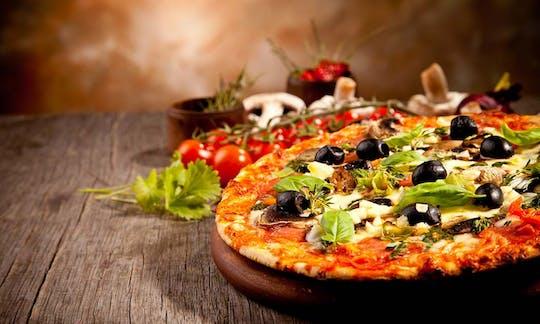 Cours de cuisine pizza et gelato à Florence au départ de Lucques