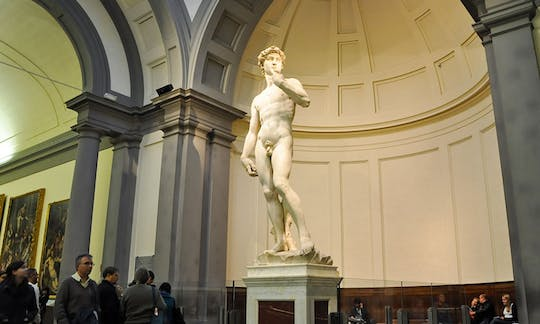 Accademia Gallery guided visit from Lucca