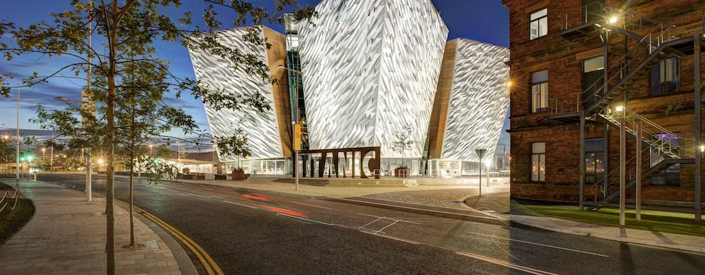 Titanic Belfast Experience Tickets Musement