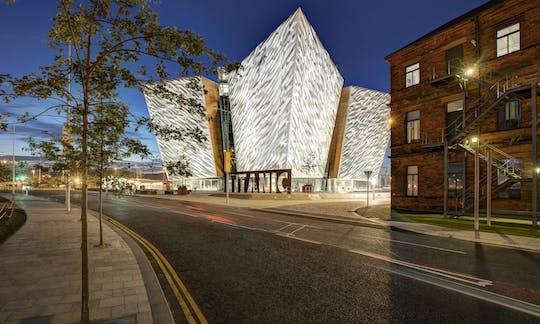 Biglietti per il Titanic Belfast Experience