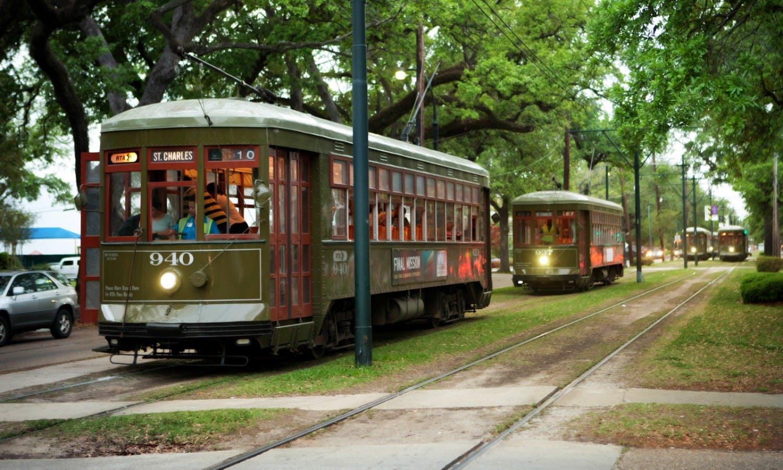 Ver la ciudad,Ver la ciudad,Visitas en autobús,Tour por Nueva Orleans