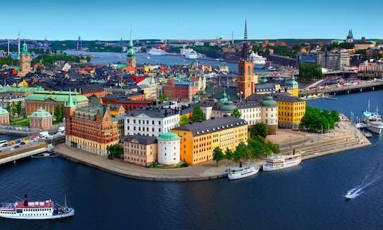 Visite photographique du meilleur de Stockholm