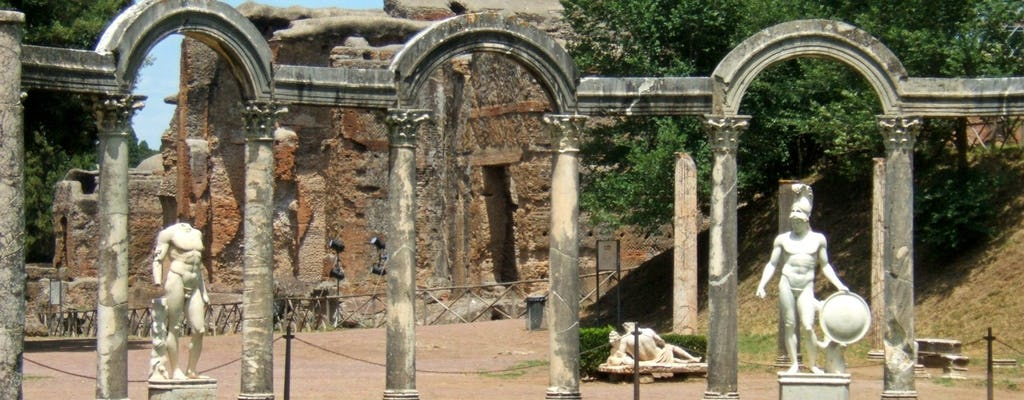 Tivoli day trip with lunch to Hadrian's Villa and Villa d'Este