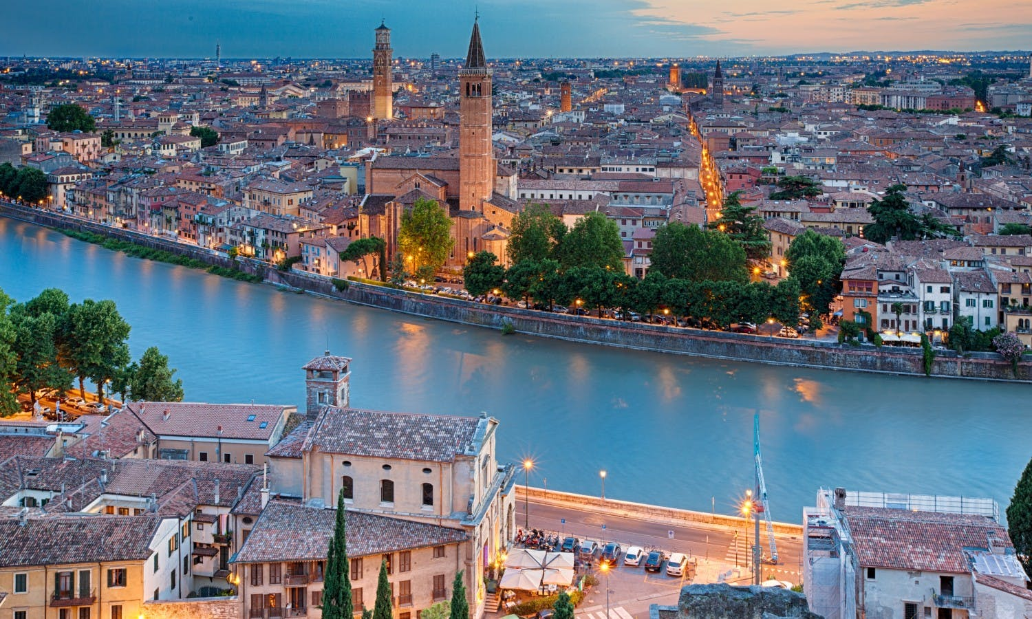 Luxury Car Rental in Verona