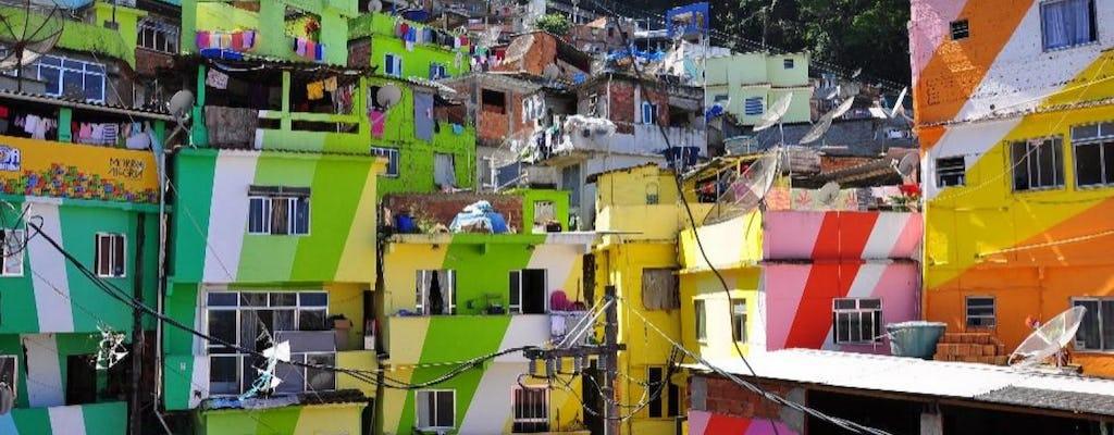 Full-day Rio de Janeiro guided walking tour