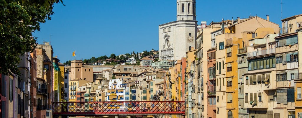 Girona and Game of Thrones city tour from Barcelona