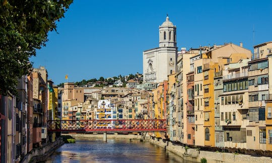 Stadstour door Girona en Game of Thrones vanuit Barcelona
