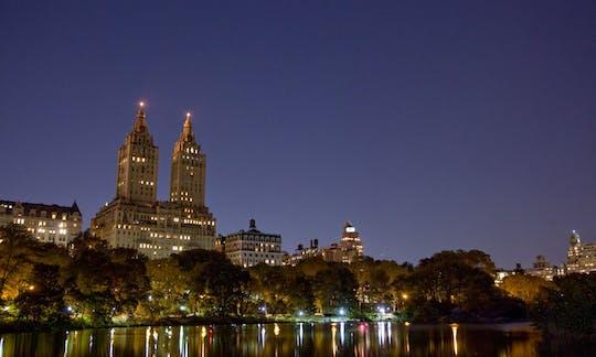 Central Park by night safari de fotos