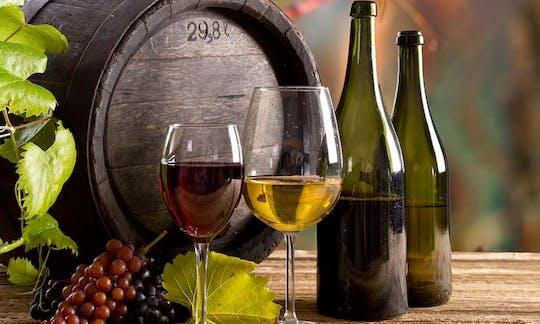 Tour du vin Brunello di Montalcino de Sienne