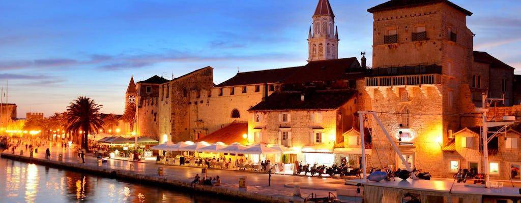 Wycieczka piesza po starym mieście w Trogirze