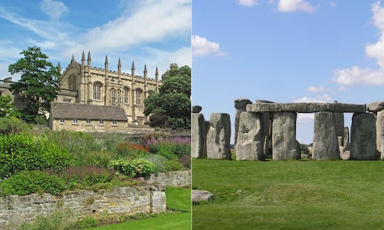 Windsor Castle, Oxford and Stonehenge tour