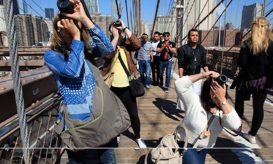 Бруклинский мост фото-сафари