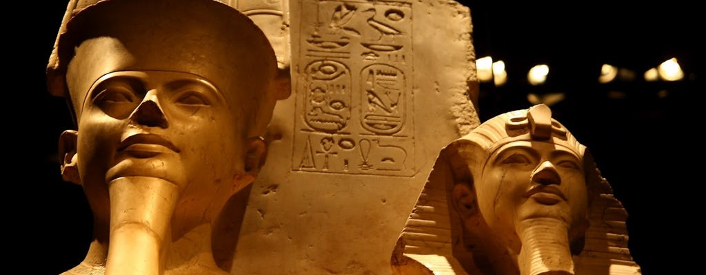 Visita guidata ufficiale e biglietti per il Museo Egizio di Torino